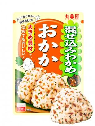 Condimento Bento Furikake Wakame y Bonito 31 grs