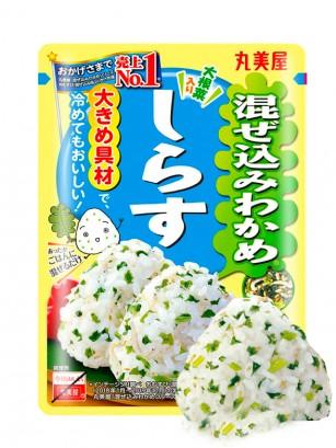 Condimento Bento Furikake de Algas y Shirasu 31 grs.