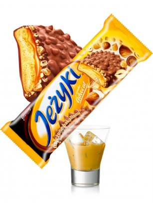 Galletas de Chocolate con Leche, Avellanas y Licor Advocat 140 grs | Pedido GRATIS!