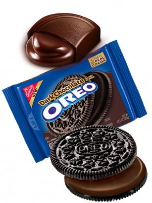 Oreo Dark Chocolate | Edición Limitada 345 grs. | Pedido GRATIS!