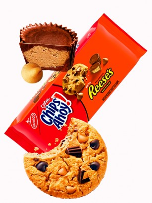 Chips Ahoy Chewy con Toppings de Reese's  | Family Size