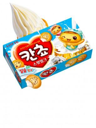Galletas Coreanas Kancho de Crema de Helado | Summer Box 47 grs.