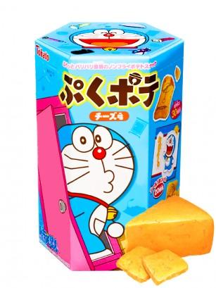 Galletas Snack de Queso | OFERTA HEROES BATTLE | Doraemon Edición Limitada