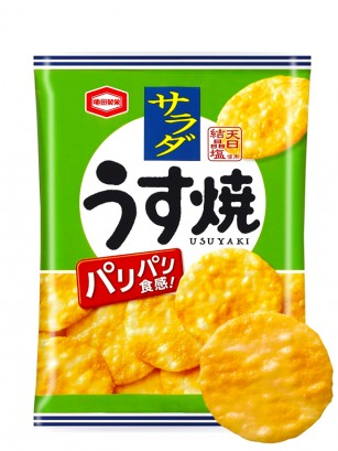 Galletas de Arroz Senbei Usuyaki 28 grs.