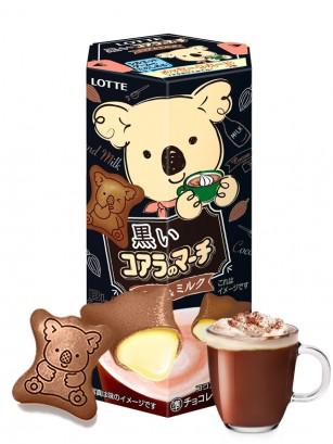 Galletas Koara Doble Chocolate Negro y Blanco | Receta Adulta