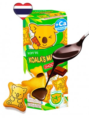 Galletas Koara Choco Cream | Thai Recipe 37 grs.