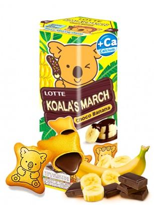 Galletas Koara Choco Banana 37 grs.