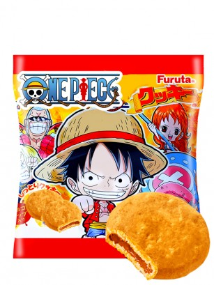 Galletas Rellenas de Chocolate 147 grs. Big Bag | One Piece