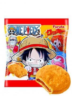 Galletas Rellenas de Chocolate 147 grs. Big Bag | One Piece | Pedido GRATIS!