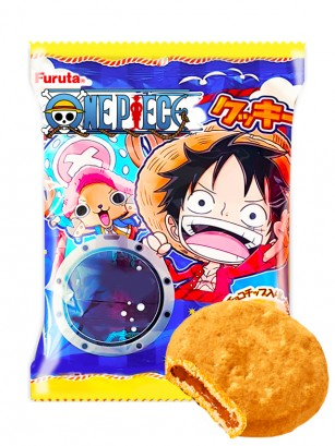Galletas Rellenas de Chocolate 63 grs. | One Piece