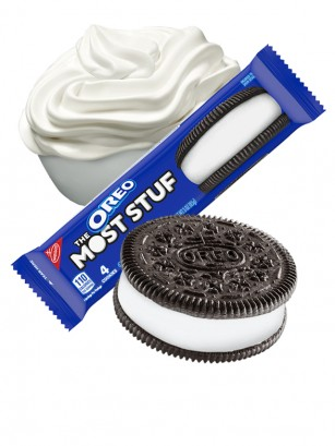 Oreo Pocket The Most Stuf | Mogollón de Crema | 85 grs.