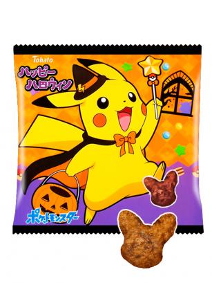 Snack Pikachu Sabor Chocolate | Ed. Halloween 15 grs.
