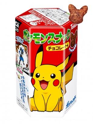 Snack Pikachu Sabor Chocolate 23 grs.