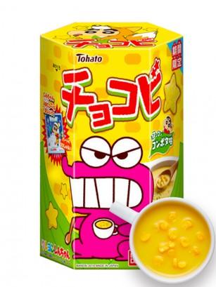 Galletas Snack Shin Chan Sabor Crema de Maíz | Edit. Limitada
