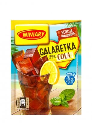 Preparado para Gelatina Sabor Cola | Edición Limitada | 4 raciones