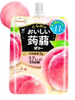 Bebida de Gelatina Konjac y Melocotón Japonés | Momo 150 grs