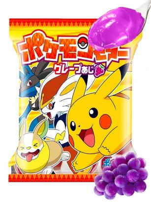 Gelatina de Uva Pokemon 112 grs. | Pedido GRATIS!