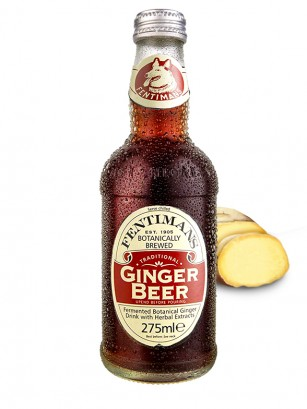 Limonada de Jengibre | Receta Victoriana | Ginger Beer