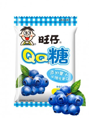 Gominolas Lovely Fruits de Arándanos 25 grs.