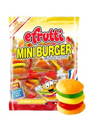 Mini Burgers de Gominola | 63 grs.