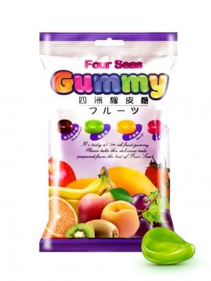 Gominolas Variadas de Frutas 130 grs.