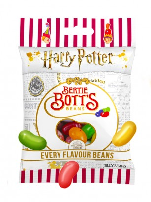 Jelly Belly Harry Potter Sabores Nauseabundos vs. Deliciosos | Bertie Bott's Bag