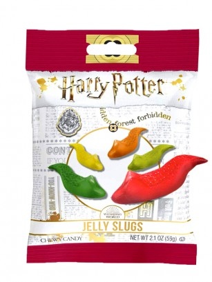 Gominolas Jelly Slugs Harry Potter | 5 Sabores de Frutas