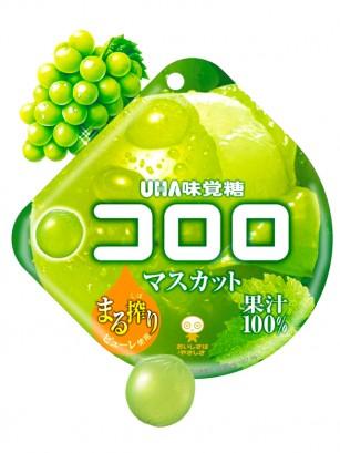 Gominolas Kororo de Zumo de Uva Moscatel 48 grs