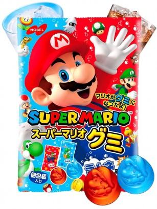 Gominolas Japonesas de Cola y Ramune | Super Mario | 90