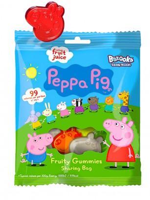 Gominolas de Frutas Peppa Pig 120 grs. | Elaboradas con Zumo