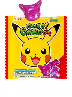 Gominolas Forma Pikachu Sabor Uva