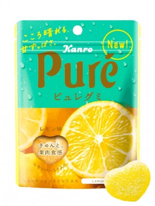 Gominolas Puro Zumo de Limón | Pure Kanro