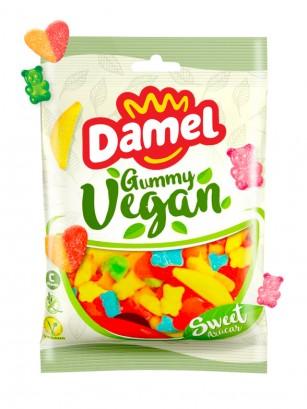 Gominolas Veganas Azucaradas | Damel 120 grs