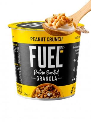 Cereales Granola con Cacahuetes | Vitaminados 70 grs. | Pedido GRATIS!