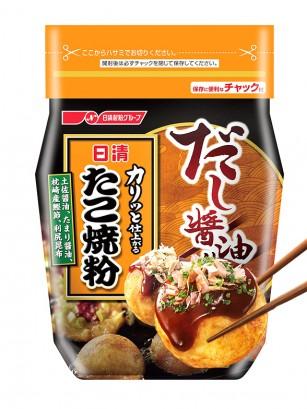 Harina con Tamari para Takoyaki | Receta de Osaka 400 grs