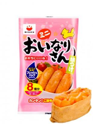 Mini Saquitos de Tofu Frito para Inari Sushi | 8 Unidades
