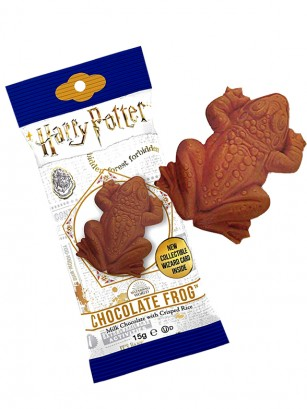Ranas de Chocolate Harry Potter