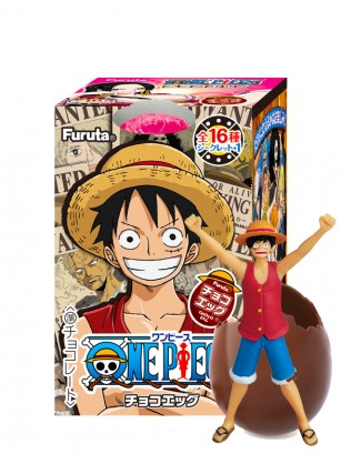 Huevo Chocolate One Piece | Incluye Figurita 20 grs