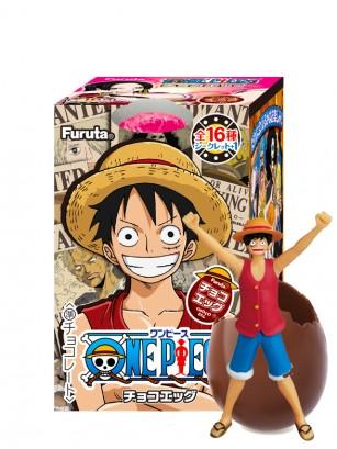 Huevo Chocolate One Piece | Incluye Figurita 20 grs