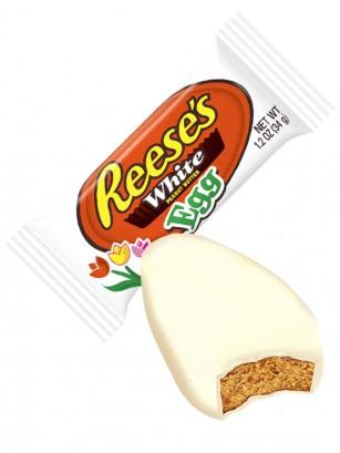 Huevo de Pascua de Reese's de Chocolate Blanco 34 grs.