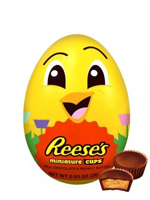 Huevo de Pascua relleno de Miniaturas Reese's