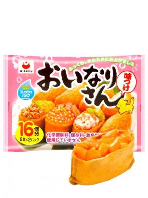Mini Saquitos de Tofu Frito para Inari Sushi | 16 Unidades