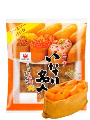 Saquitos de Tofu Frito para Inari Sushi 390 grs.