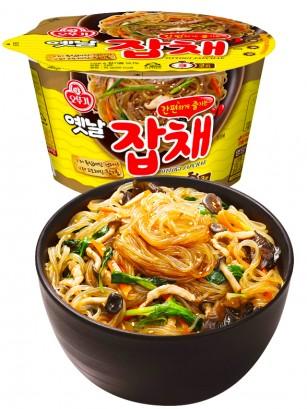Fideos Ramen Coreanos Salteados Japchae | Bowl 82,5 grs