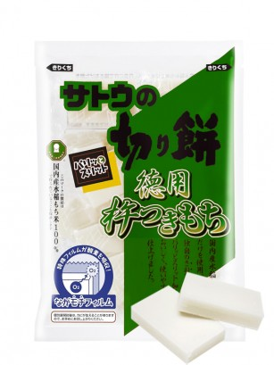 Pastelitos de Arroz, Kirimochi de Takayama para Hornear 500 grs