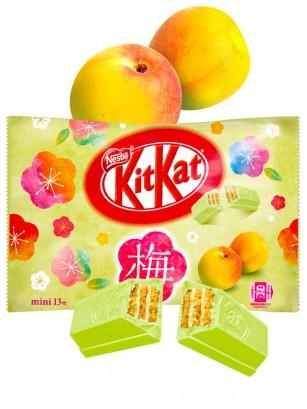 Mini Kit Kat Ume Ciruela Japonesa 13 Unidades