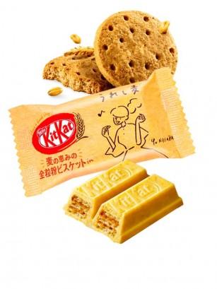 Mini Kit Kats Sabor Galletas Integrales | Edición Yu Nagaba | Unidad