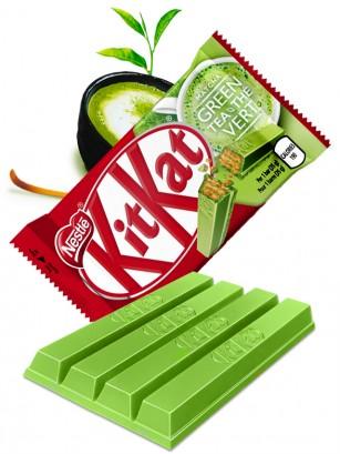Kit Kat de Matcha | 4 Barritas