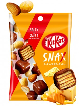 Kit Kats Bites Snack Mix Cheese 39,5 grs