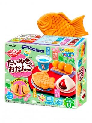 Kit de Pasteleria Taiyaki & Dango | Popin' Cookin'
